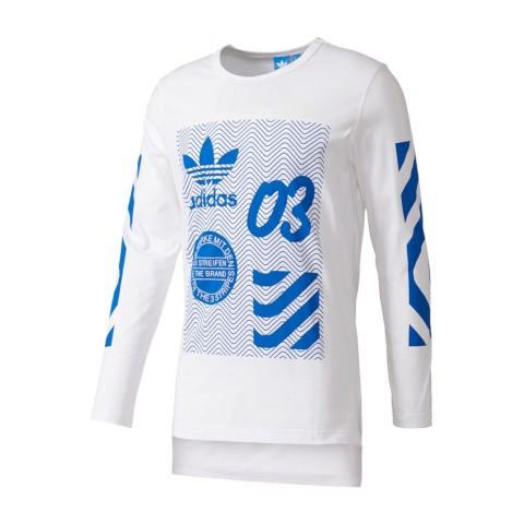 Koszulka Adidas NYC LS BJ9919