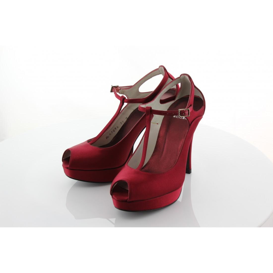 JL57296 Czerwony