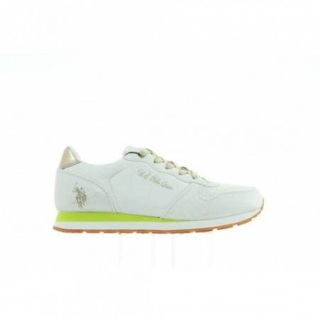 Sneakersy U.S. Polo Silvana1 VIOLA4177W7/YT3 OFF PLAT