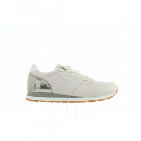 Sneakersy U.S. Polo Silvana1 VIOLA4177W7/YT3 PINK PLAT
