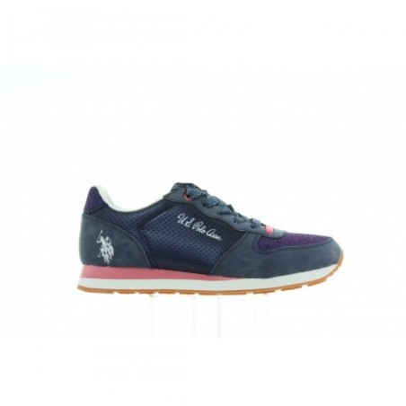 Sneakersy U.S. Polo Silvana1 VIOLA4177W7/Y1 DKBL PINK