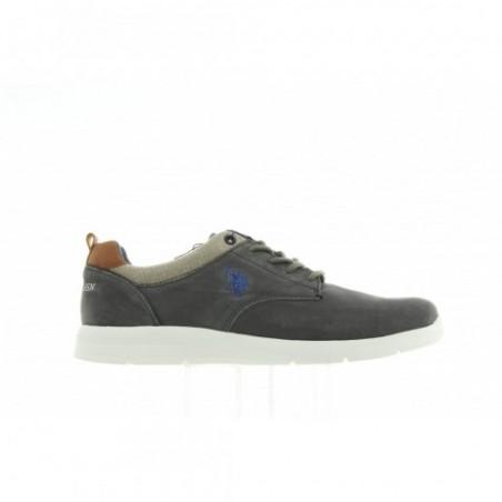 Sneakersy U.S. Polo Serge1 WALDO4004W7/S3 BRW