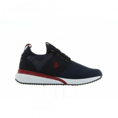 Sneakersy U.S. Polo Tevez FELIX4048S8/MY1 DKBL