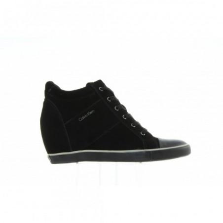Sneakersy Calvin Klein Voss Suede RE9359 Black