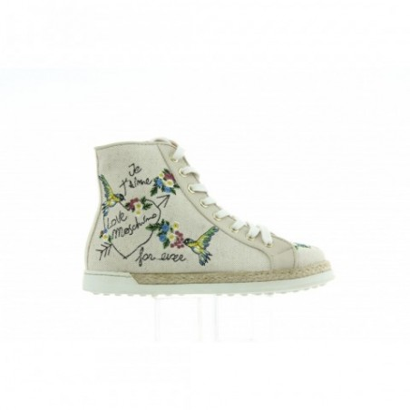 Sneakersy Love Moschino  JA21013G03JK110D