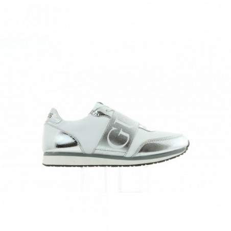 Sneakersy Guess Sunnygym FLSNG1 FAP12 SILVE