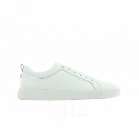 Sneakersy Guess Kit Low FMKIL1 LEA12 WHITE