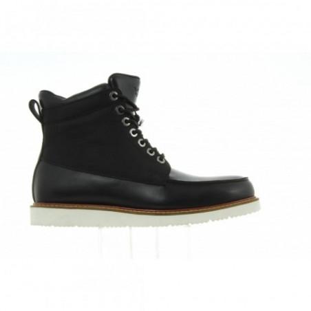 Kozaki Armani Jeans Boot Nero 935052 6A452 00020
