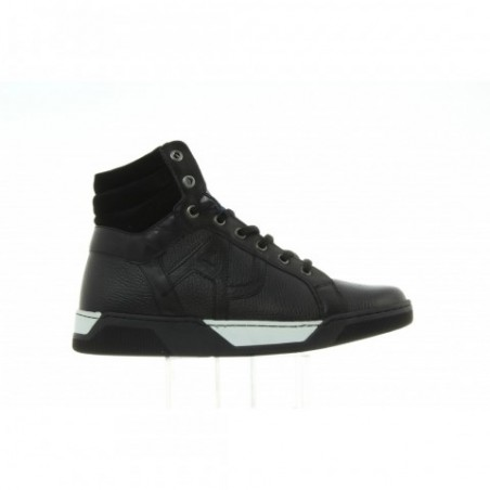 Sneakersy Armani Jeans High Cut Nero 935001 6A403 00020
