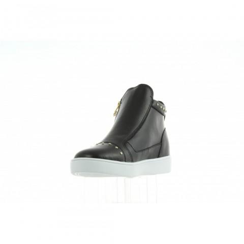 FLGEN1 LEA12 BLACK Czarny