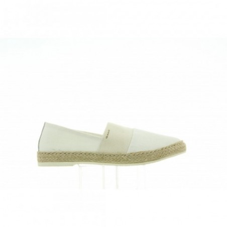 Espadryle Gant Krista Off White G20 14578622 G20
