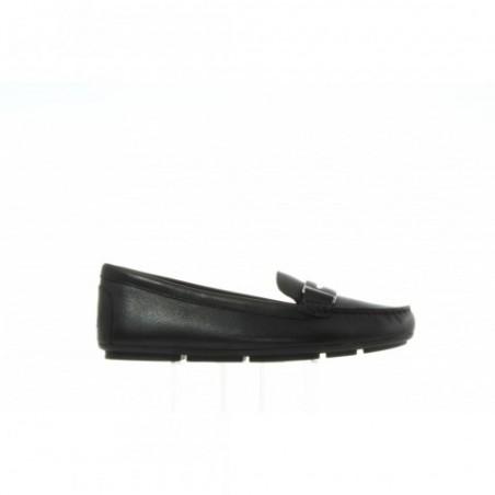 Mokasyny Calvin Klein Luna Cow Silk E6638 Black