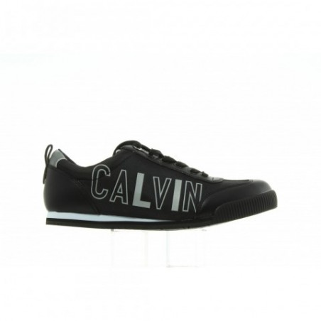 Sneakersy Calvin Klein Welby Smooth  S0501 Black