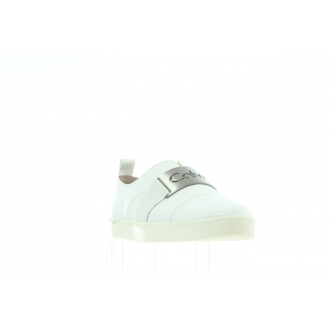 E5681 Platinum White Biały