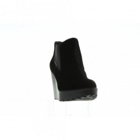 R0596 Black Czarny