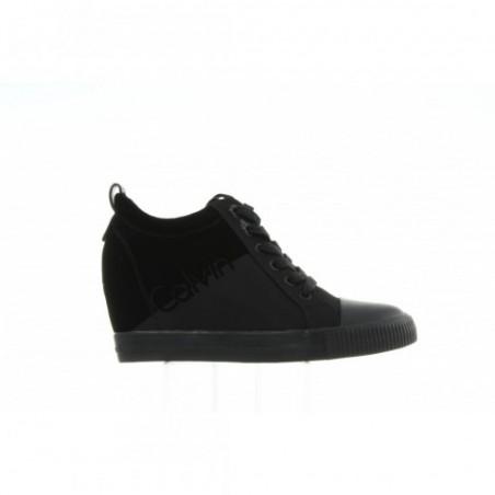 Sneakersy Calvin Klein Rory Nylon R0647 Black Black