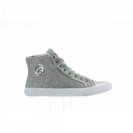 Sneakersy Guess Evvy FLEVY1 FAM12 SILVE