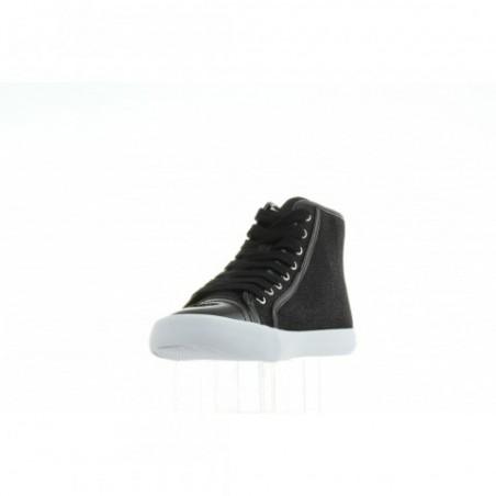 FLEVY1 FAM12 BLACK Czarny