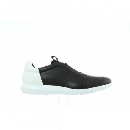 Sneakersy Calvin Klein Sherman Leather F0776 Black