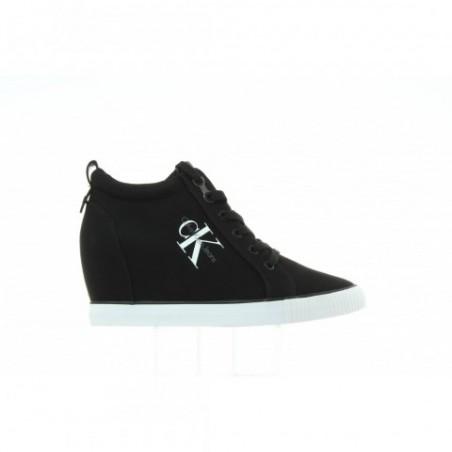Sneakersy Calvin Klein Ritzy Canvas R3551 Black