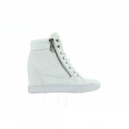 Sneakersy Guess Foresst FLFOR1 FAL12 WHIWH