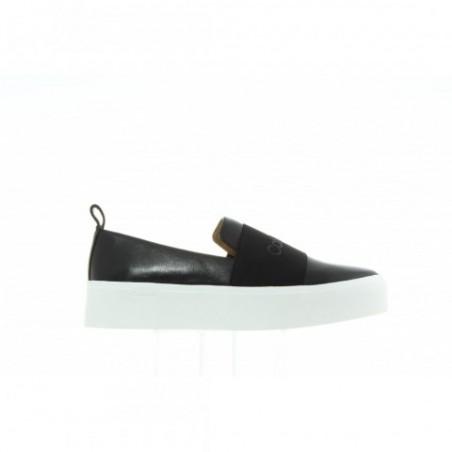 Sneakersy Calvin Klein Jacinta Cervo E4745 Black