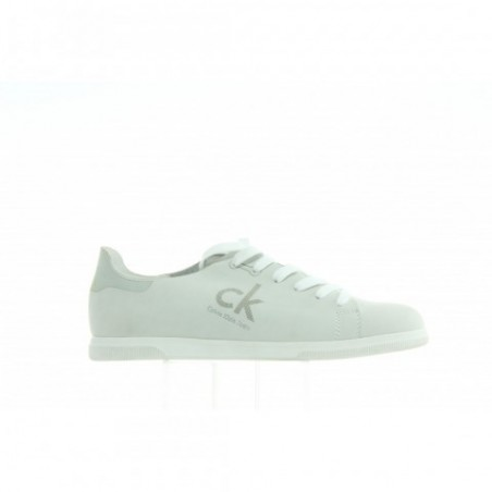Sneakersy Calvin Klein Sailor Nubuck R4080 White