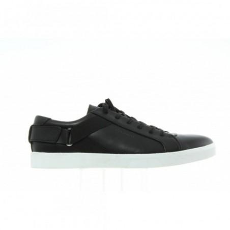 Tenisówki Calvin Klein Italo 2 Leather F0862 Black