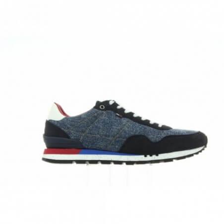 Sneakersy Tommy Hilfiger Lifestyle EM0EM00088 404