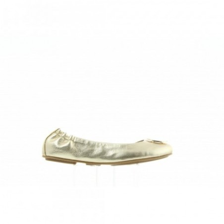 Baleriny Tommy Hilfiger Flexible Gold FW0FW02863 709
