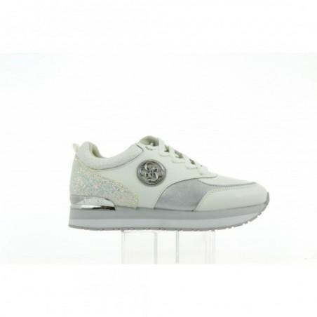 Sneakersy Guess Rimma FLRMM1 LEA12 WHITE