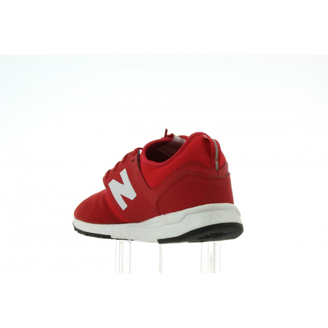 MRL247RW Czerwony