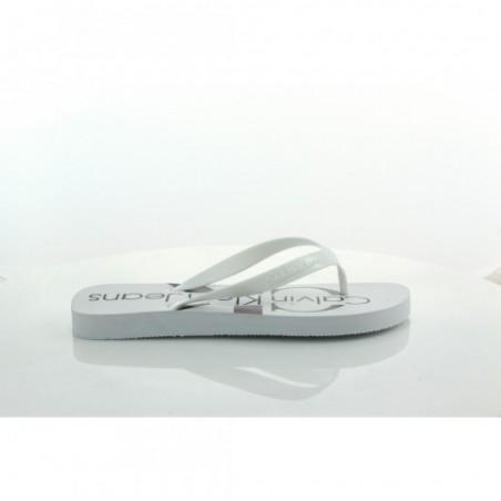 Japonki Calvin Klein Dash Jelly S0063 White