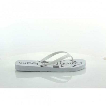 Japonki Calvin Klein Paulina Jelly R8948 White