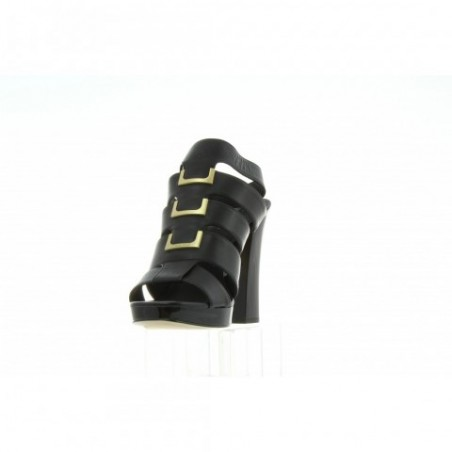 E4548 Black Czarny