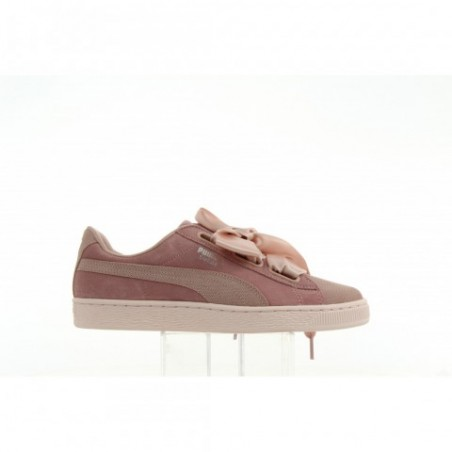 Sneakersy  Puma Suede Heart Pebble 365210 01