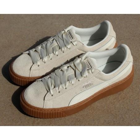 Sneakersy  Puma Suede Platform Bubble 366439 02