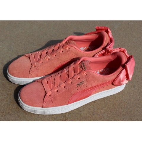 Sneakersy  Puma Suede Bow...