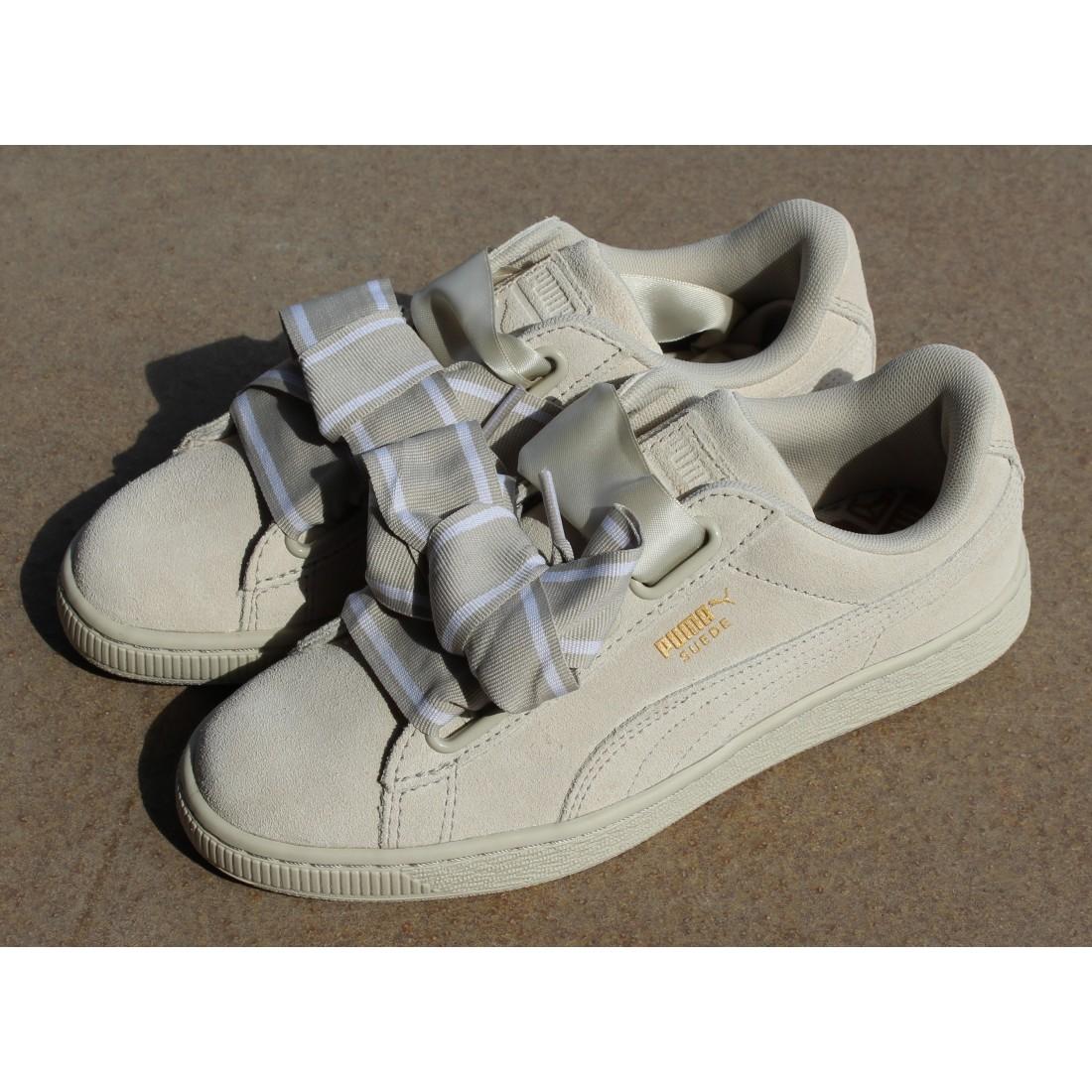 brand new 11976 29c72 Sneakersy Puma Suede Heart Satin II 364084 04