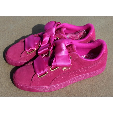 Sneakersy  Puma Suede Heart Satin 362714 01