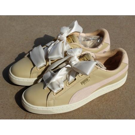 Sneakersy  Puma Basket Heart Coach FM 366366 01