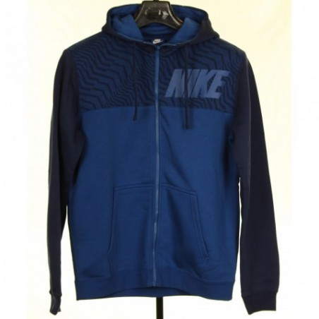 Bluza Nike NSW HOODIE FZ FLC GX 861722 431